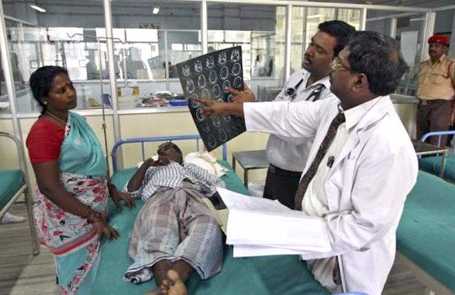 No holiday for government doctors