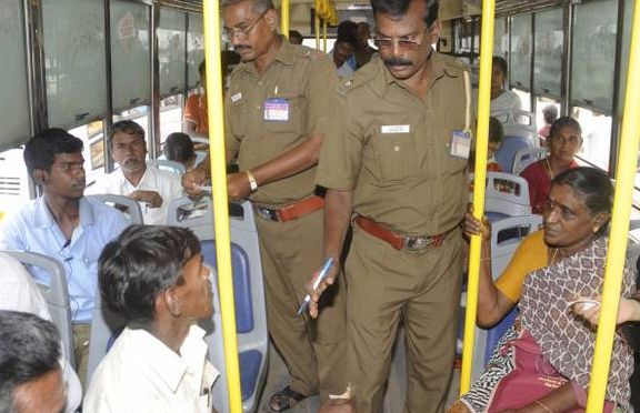 BMTC: Collected 11 Lakh fine
