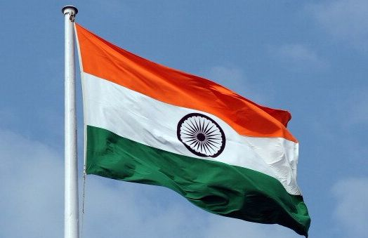 Insulting to national flag pole