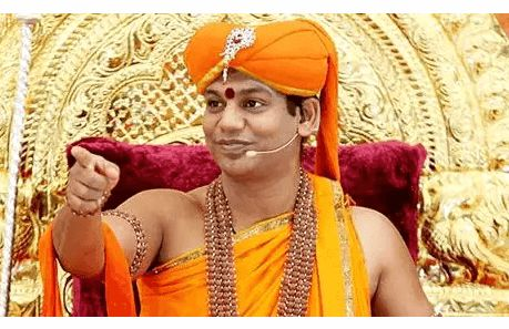 Big twist to Nithyananda cd case