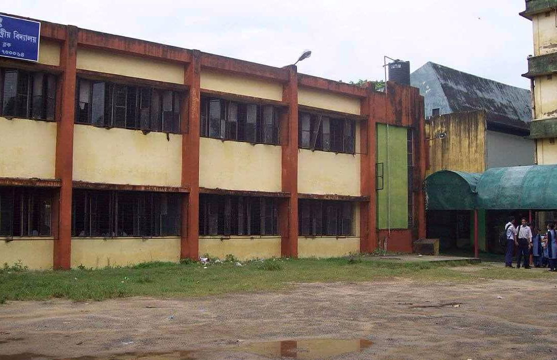 School building and anxiety