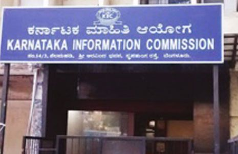 Information commission fine to Tahsildar