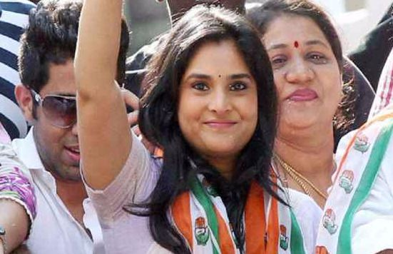 Ramya and mandya congress