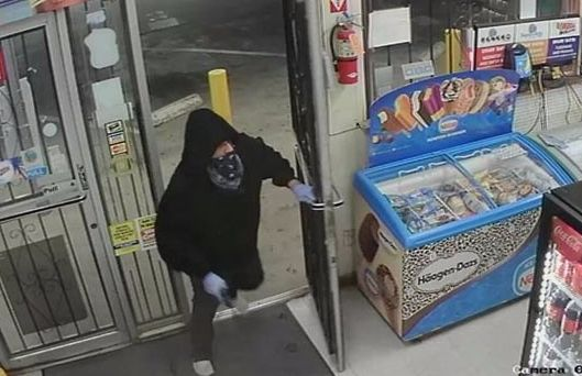 Thieves and shop robbery