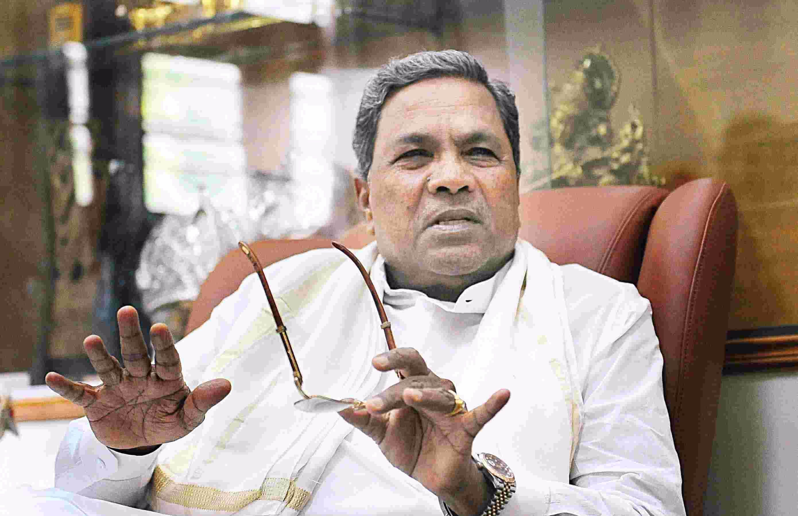 siddaramaiah reply on pratap simha arrest
