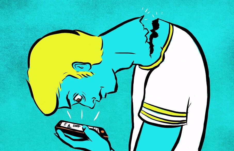 Smartphone is Ruining Your Health