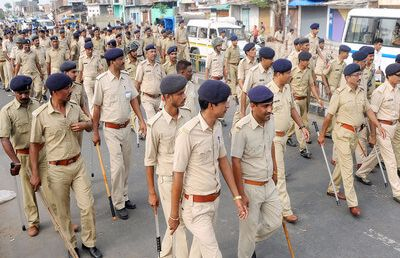 police high protection in Bhatkal