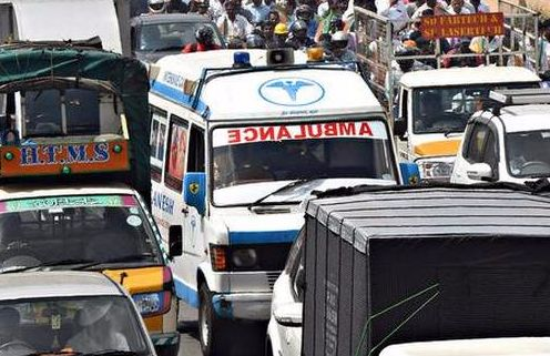 Misuse use of ambulance should be regulate